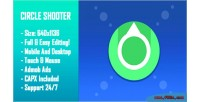 Shooter circle html5 game version mobile construct capx 2