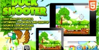 Shooter duck html5 game