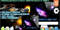 Shooter galactic game construct html5