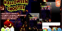 Shooter halloween html5 game
