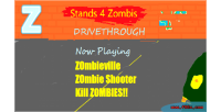 Shooter zombie game