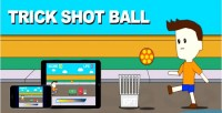 Shot trick game html5 ball