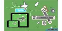 Sim flight html5 game