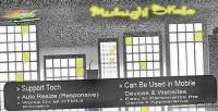 Skate midnight game html5 funny