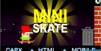 Skate mini capx