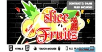 Slice the fruitz html5 game 2 construct