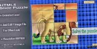 Slide html5 puzzle
