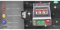 Slot html5 777 jackpot machine