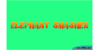 Smasher elephant construct template game 2