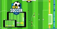 Soccer new html5 game