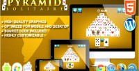 Solitaire pyramid game solitaire html5