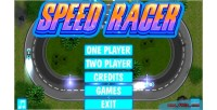 Speed racer html5 mobile game in full hd 3d android capx admob