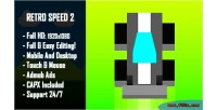 Speed retro 2 html5 game version mobile construct capx 2