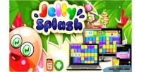 Splash jelly
