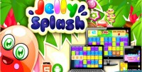 Splash jelly
