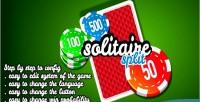 Split solitaire