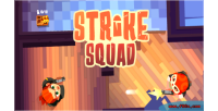 Squad strike html5 capx game