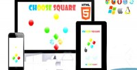 Square choose game
