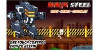 Steel ninja