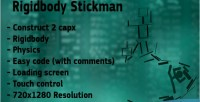 Stickman rigidbody