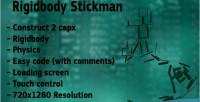Stickman rigidbody