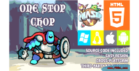 Stop one chop phaser game html5