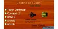 Sugar javanese tower defense