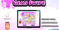 Swipe gems