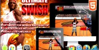 Swish ultimate game html5 sport