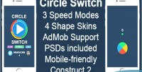 Switch circle game mobile html5