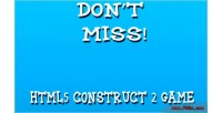 T don miss game mobile html5