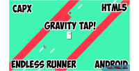 Tap gravity html5 game android mobile