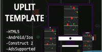 Template uplift html5 construct game capx 2