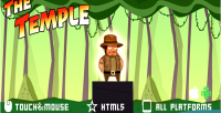 Temple the html5 game