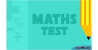 Test maths