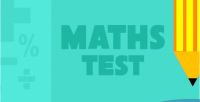 Test maths