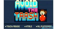 The avoid trash