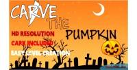 The carve pumpkin mobile capx html5