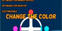 The change color html5 construct game capx 2