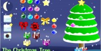 The decorate christmas tree