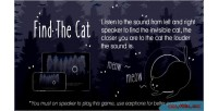 The find game html5 cat