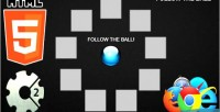 The follow ball shell thimblerig game html5 game