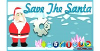 The save game html5 santa