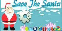 The save game html5 santa