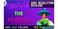 The shoot aliens
