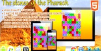 The stone of the game html5 pharaoh