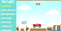 The truck physical vehicle game include file apk