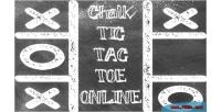 Tic chalk online toe tac