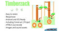 Timberzack html5 android ios included 2 construct