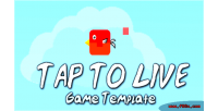 To tap template game live